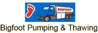 Bigfoot Pumping and Thawing